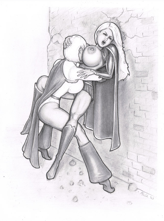 supergirl power and kiss girl The walrus and the hedgehog