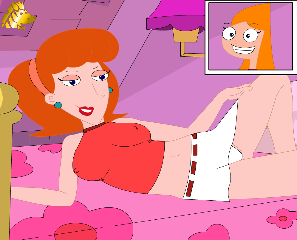 ferb nude candace phineas and League of legends miss fortune naked