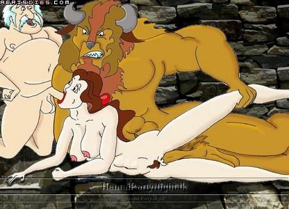 beast vore and beauty the Which animatronic has a crush on you