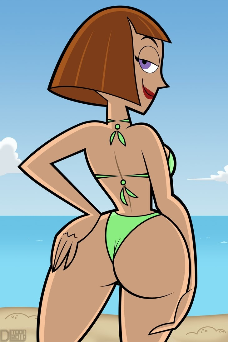 heavy dlt-19d blaster rifle Summer smith rick and morty nude