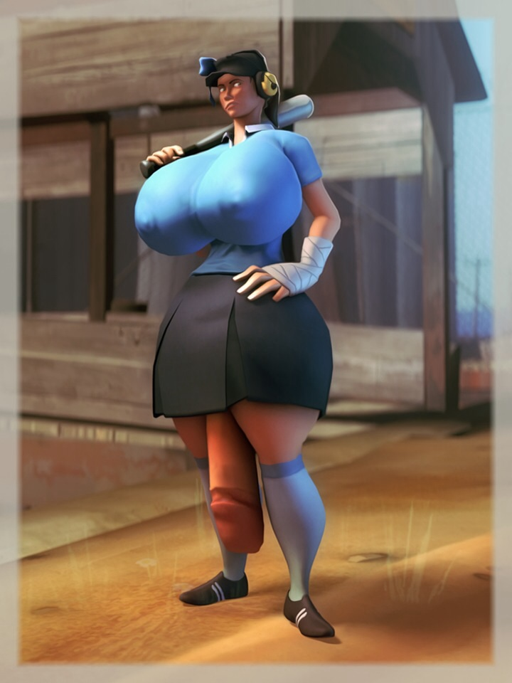 girl pyro team fortress 2 Mr. pickles
