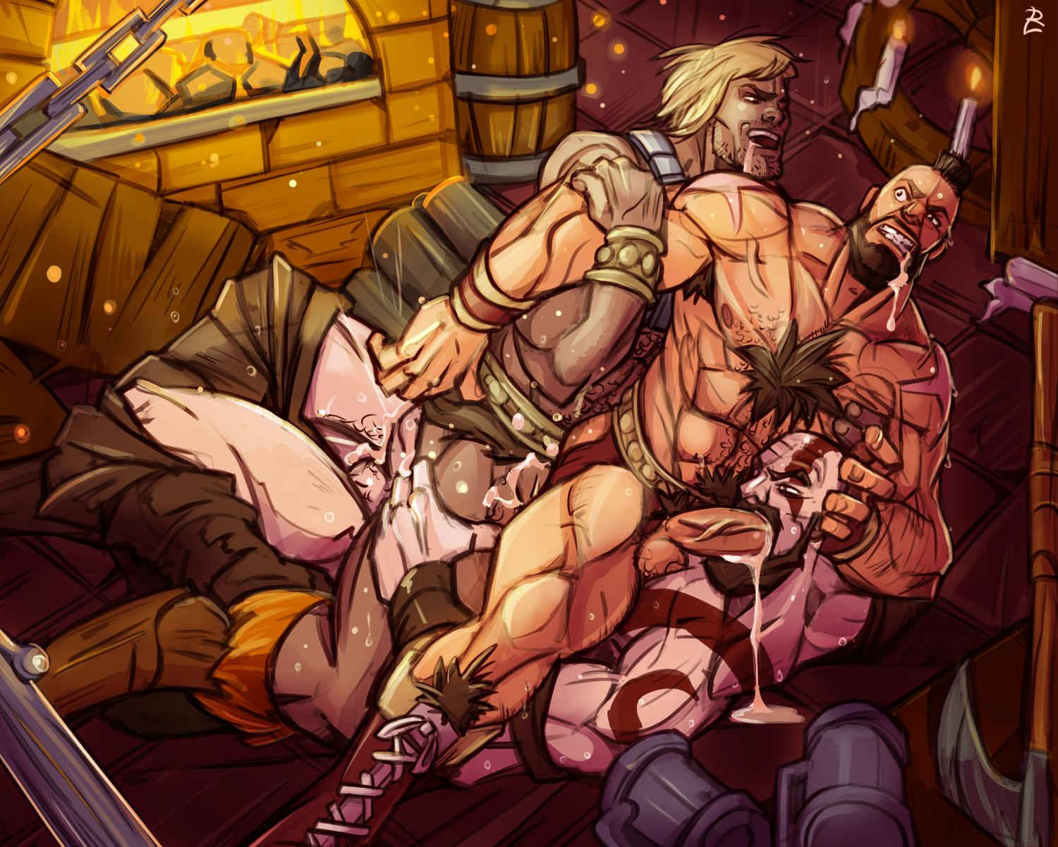 furies of god war the Annah-of-the-shadows
