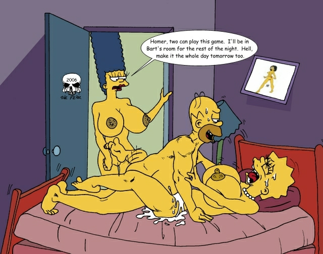 the the multiverse simpsons into A friendly orcs daily life