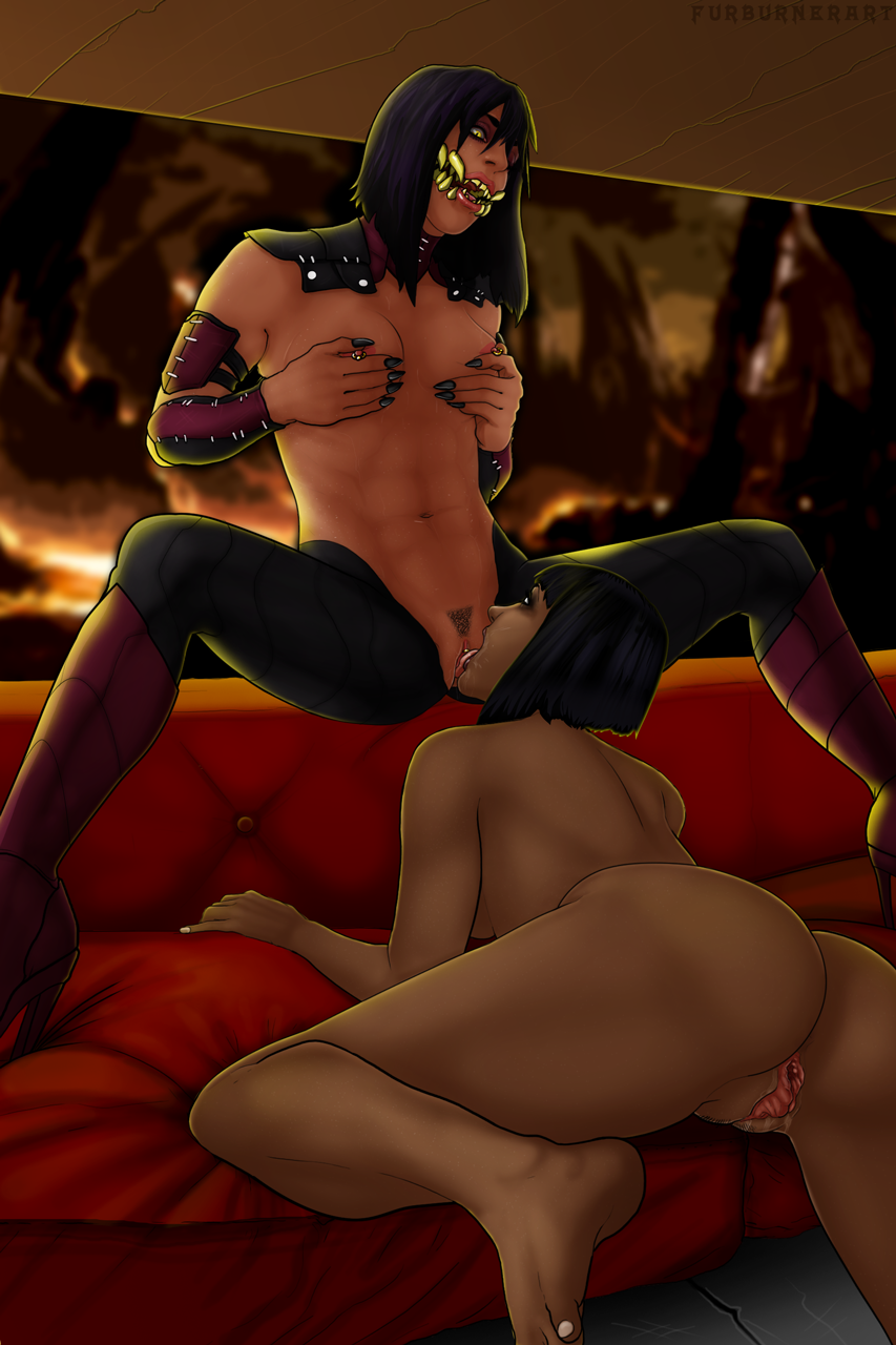 of pictures mileena mortal x kombat from Diane seven deadly sins