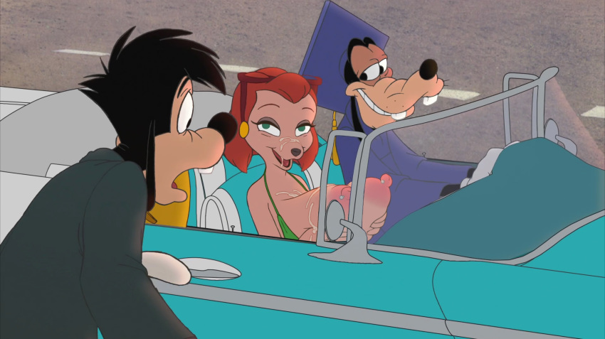 an poet extremely goofy movie girl Cats don't dance sawyer naked