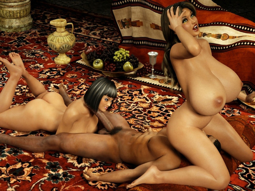 elves asses dark fat with and tits huge Resident evil revelations 2 porn