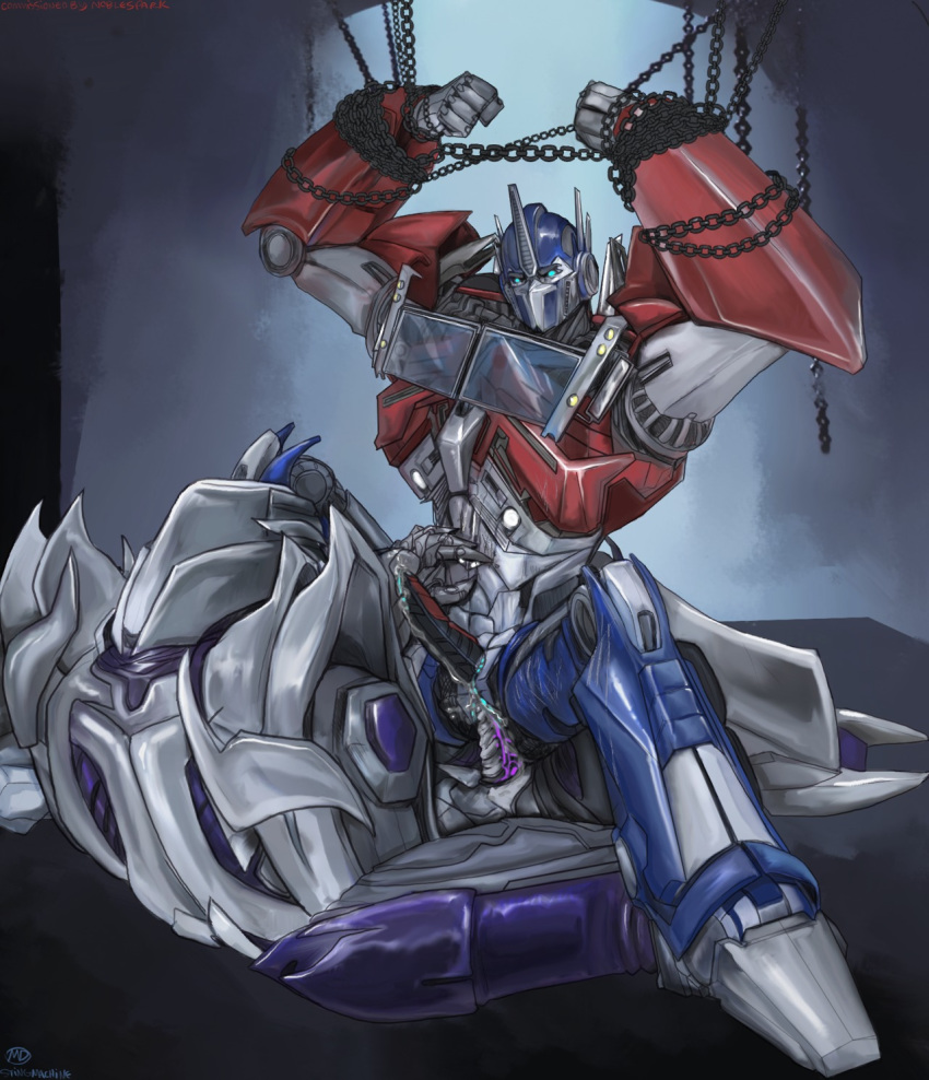 miko jack fanfiction transformers prime and Tenioha onna no ko datte
