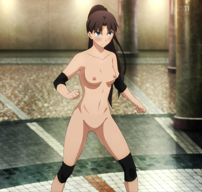rin night fate stay nude Five nights at sonic's 4
