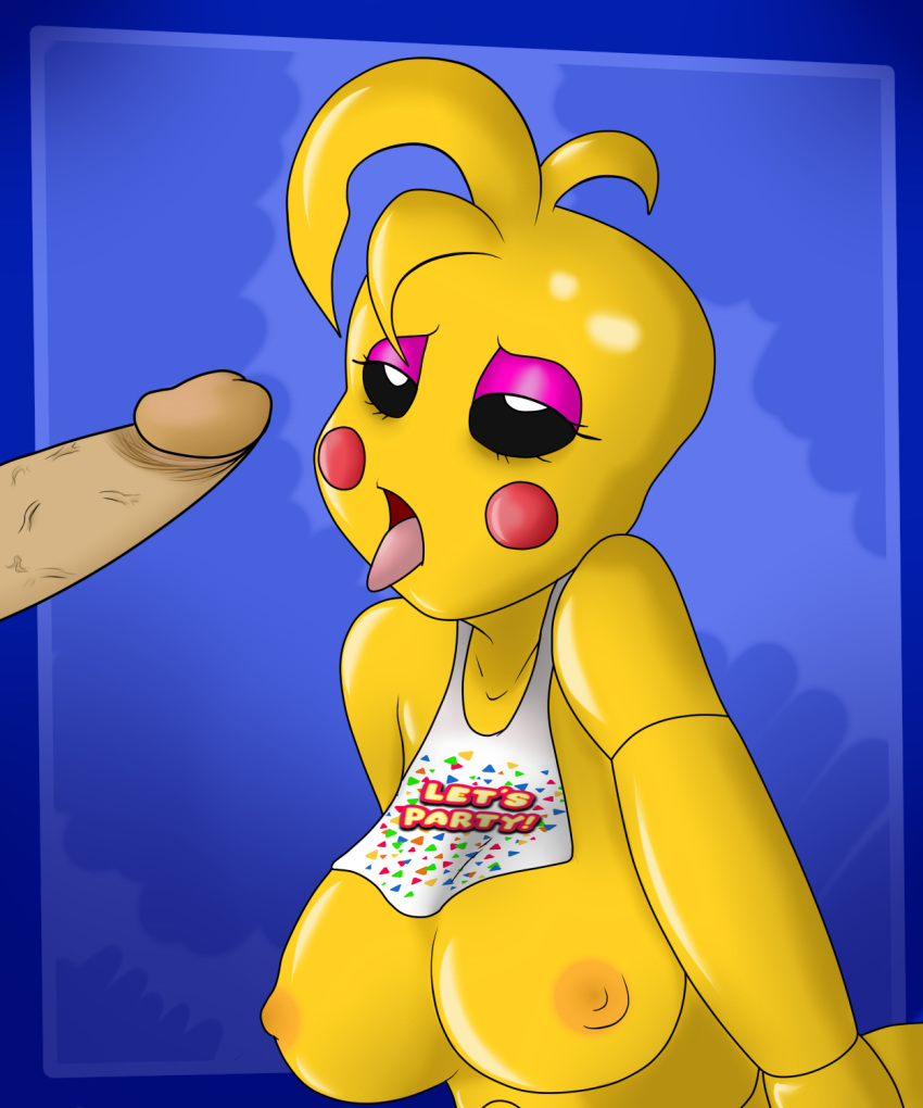 fan fnaf chica art toy Is nyannyan cosplay a guy