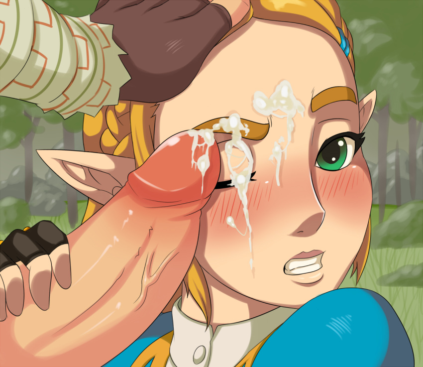 the naked breath zelda wild of Star butterfly,